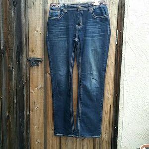 Decorative Reba jeans